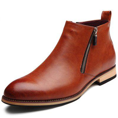 Men Leisure All-match Stylish High-top Shoes