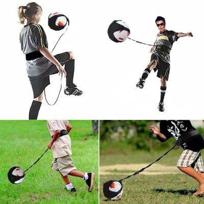 Football Swinging Strap Assisted Kicking Children Soccer Training Equipment