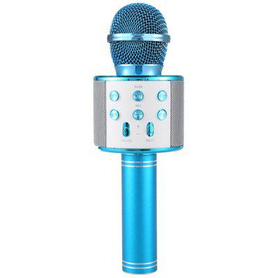 WS858 Audio Live Bluetooth Wireless Microphone