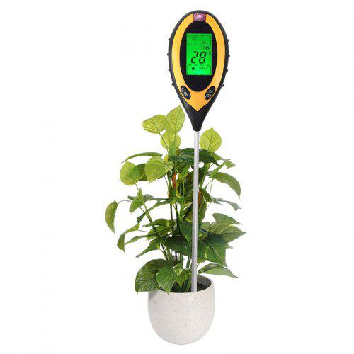 Multifunctional 4 in 1 Soil Tester