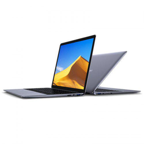 Gearbest Chuwi LapBook SE Notebook 4GB DDR4 64GB EMMC - GRAY 377887901 13.3 inch Windows 10 English Version Intel Apollo Lake N4100 Quad Core 1.5GHz