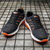 High-top Socks Outdoor Casual Shoes - TIGER ORANGE
