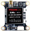 5848 LITE 5.8G 48CH 25 / 100 / 200 / 400mW / 600mW Switchable FPV Transmitter - BLACK