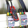 UNI-T UT204A 600A AC DC Digital Clamp Meter - RED