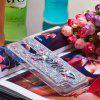 Fully Soft Anti-falling Sand Transparent Mobile Phone Case for LG K8 2018 EU Version - MULTI-A