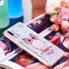 TPU Full Soft Anti-fall Sand Transparent Mobile Phone Case for Huawei P20 - MULTI-A