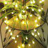 Beautiful Decorative LED Small Round Bulb String Lights - WARM WHITE