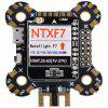 NTXF7 F7 Flight Controller Integrates 600mW VTX PDB for FPV RC Drone - BLACK