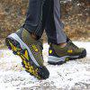 Warm Men Outdoor Hiking Shoes for Winter - ARMY GREEN
