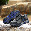 Warm Men Outdoor Hiking Shoes for Winter - BATTLESHIP GRAY