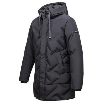 90 Points Seamless Stereo Filling Down Jacket from Xiaomi Youpin