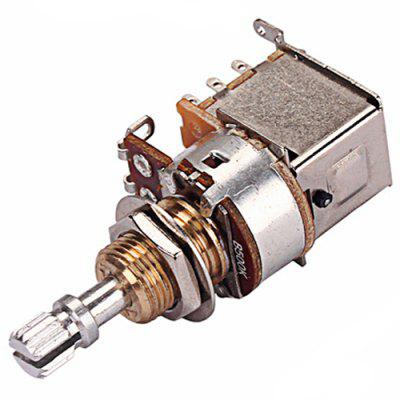 Bouncing Pull Switch Potentiometer
