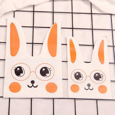 Rabbit Ear Candy Bag 50pcs