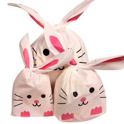 Rabbit Ear Candy Bag 50 pcs