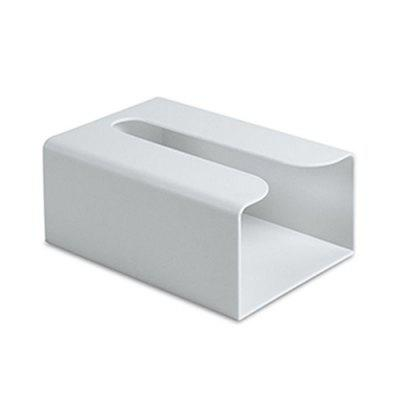 Simple Wall-mounted Seamless Sticker Tissue Box