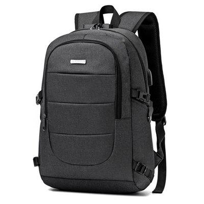 AUGUR Men Business Anti-theft Large Capacity Traveling Backpack