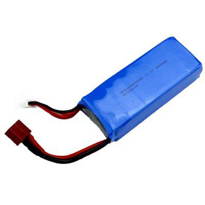 V950 RC Helicopter Part 1500mAh 11.1V 20C 3S T Plug Lipo Battery