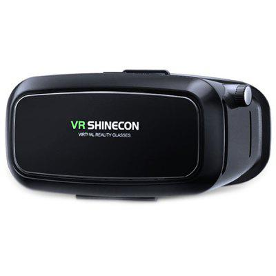 VR SHINECON G01 VR Glasses 3D Virtual Support Head Control Panoramic Mode for 4.7 - 6.0 inch Universal Smartphone