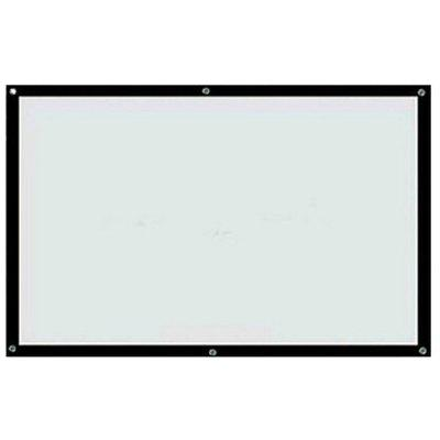 Portable Projector Screen 60 inch 16:9