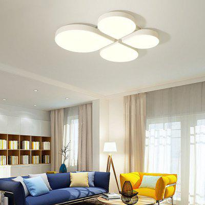 52cm Unique Chinese Knot Style LED Ceiling Light for Home