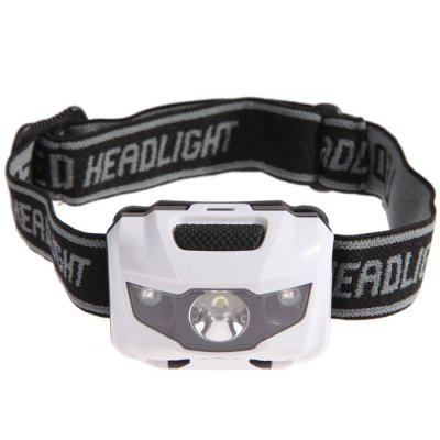 Portable Waterproof LED Headlight for Fishing Camping