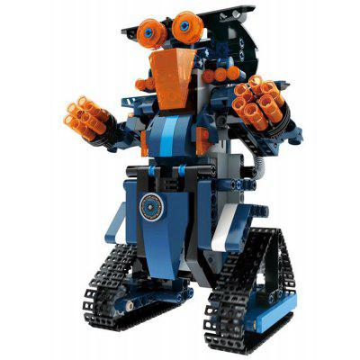 Molde King 13002 Building Blocks RC Robot modelo eléctrico para niños 392pcs