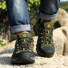 Outdoor Sports Hiking Shoes Men Sneakers - ARMY GREEN