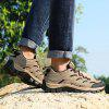 Outdoor Sports Hiking Shoes Men Sneakers - LIGHT KHAKI