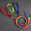 Pet Explosion-proof Nylon Running Traction Rope - SALAD GREEN