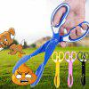 Pet Long Handle Toilet Pliers - BLUE