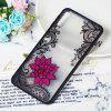 TPU PC Two-in-one Embossed Mobile Phone Case for Samsung Galaxy A7 2018 - MULTI