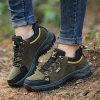 Outdoor Sports Men Hiking Shoes - ARMY GREEN