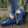 Outdoor Sports Men Hiking Shoes - BLUE
