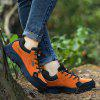 Outdoor Sports Men Hiking Shoes - TIGER ORANGE
