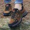 Outdoor Sports Men Hiking Shoes - DARK KHAKI