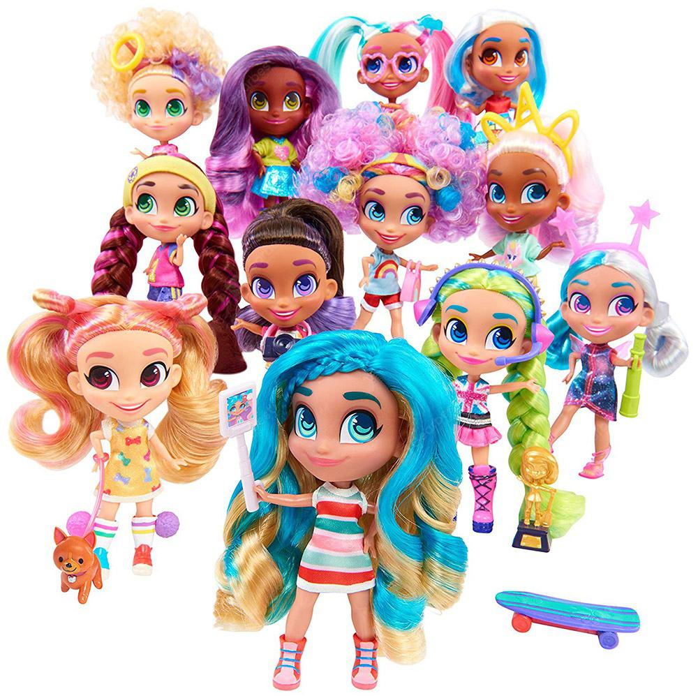 Collectible Surprise Dolls and Accessories Random Style MULTI