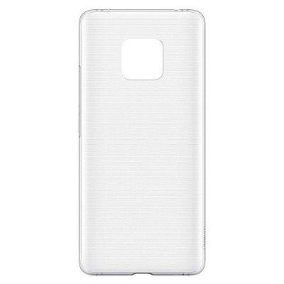 Original HUAWEI Silicone TPU Case Soft Clear Cover for Huawei Mate 20 Pro