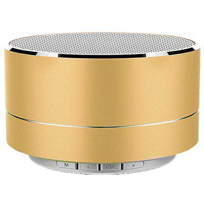 Mini Wireless Bluetooth Speaker LED Light Soundbox