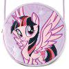 MLP070 Children's Plush Purse Mini Diagonal Bag - PLUM