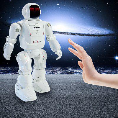 RC2108 Gesture Control Programming Robot Toy Gift for Children
