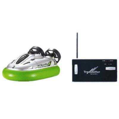 4CH RC Mini Hovercraft Remote Control Electric Boat Toy Gift for Children