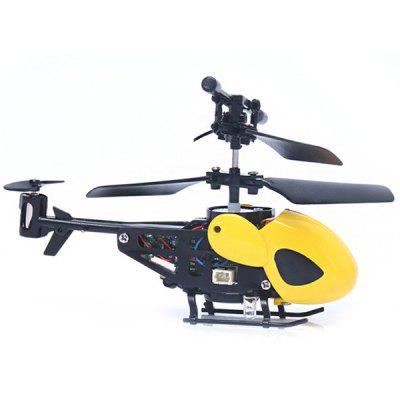 QS5010 Mini pilot na podczerwień 2CH RC Helicopter Remote Control