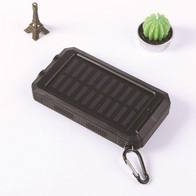 20000mAh impermeabile Compass Solar Mobile Power Bank