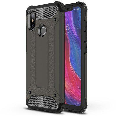 ASLING Diamond Armor Series 360 Degree Phone Case for Xiaomi Mi 8