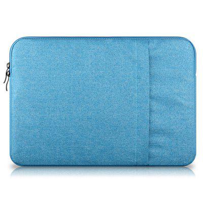 13,3 polegadas Nylon Laptop Liner Bag para Macbook Air / Pro