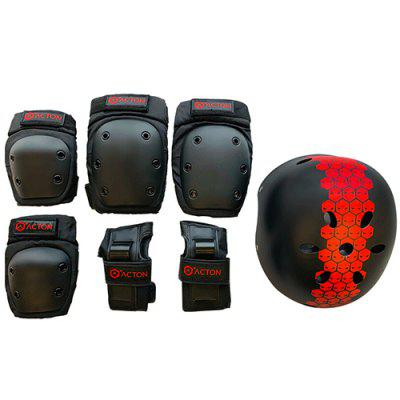 ACTON Helmet Knee Pad Wrist Guard Elbow Protector Roller Protection Set from Xiaomi youpin