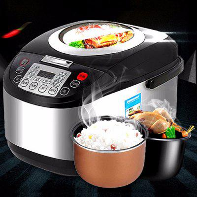 5L Large Capacity Smart Home Rice Cooker