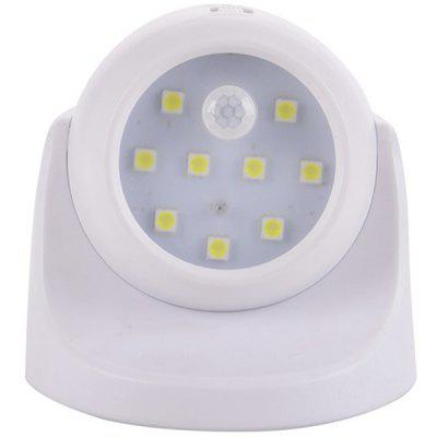 LED Light Control / Human Body Induction Energy Saving Night Light