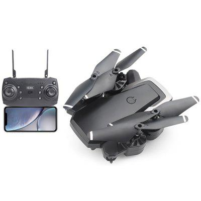 D8 Drone RC Pliable 5MP WiFi FPV - RTF Maintien d'Altitude UAV