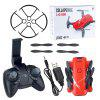 LF602 WiFi 2.0MP Kamera FPV RC Drohne - RTF Altitude Hold UAV - ROT